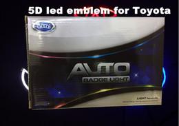$enCountryForm.capitalKeyWord NZ - ECONSOEN 5D car led emblem led logo lamp car led badge car symbols logo white red blue color for Toy**a