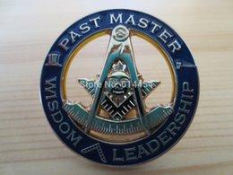 Масонские штыри отворотом Значок Масонский масоны PAST MASTER WISDOM LEADERSHIP