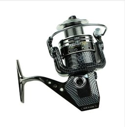 China Full metal Aluminium body Super Quality Fishing Wheel 13+1BA 1000-7000 Series Spinning Reel Boat Rock Bait Carp Fishing Reel cheap reel bodies suppliers