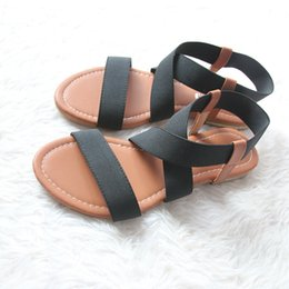 Canvas Shoes Best Price NZ - 2017 the best price of women's sandals spring and summer models Roman students fish mouth flat shoes