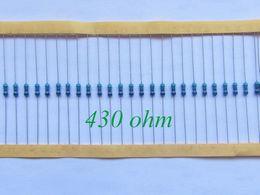 Precision resistors online shopping - W Metal Film Resistor ohm R Tolerance Precision RoHS Lead Free In Stock
