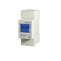 $enCountryForm.capitalKeyWord UK - Freeshipping Single Phase 230V Din Rail Meter Electricity Kwh Meter Multi-function Energy Meter with RS485 Modbus output SDM230 MODBUS
