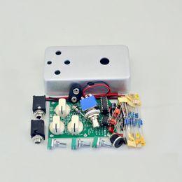 Echo Pedals Australia - DIY Delay(DELAY-1) Effect pedal Kit With Hammond 1590B Style Aluminum Box