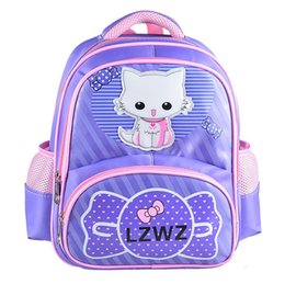 Chinese  Fashion cartoon backpack A primary school pupil's school bag Printing backpack is suitable for boys and girls aged 4 to 8 manufacturers