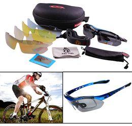 376d01c39da Cycling Polarizing glass Mens Sport Sunglasses Men Path Sunglasses Women Brand  Design Sunglass Outside Sport Riding Eyewear 5 Lens UV400