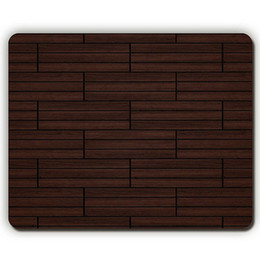 office mouse pads UK - mouse pad,floor wooden boardwalk,Game Office MousePad