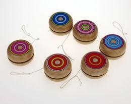 $enCountryForm.capitalKeyWord Canada - Factory direct sale nostalgic classic wooden yo-yo Wooden educational toys yoyo ball children's games