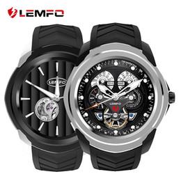 d8cd7654d2a LEMFO LF17 Android 5.1 Relógio Inteligente 512 MB + 4 GB Suporte TF Card  Monitor de Freqüência Cardíaca GPS Wifi Bluetooth Smartwatch
