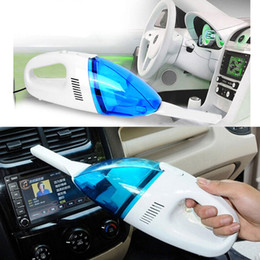 Wholesale car vacuum cleaner online shopping - 2017 Auto Accessories Portable M W V mini Car Vacuum Cleaner Handheld Mini Super Suction Wet And Dry Dual Use Vaccum Cleaner