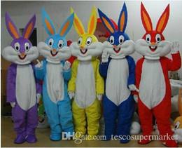 $enCountryForm.capitalKeyWord Canada - Lovely rabbit pooh Mascot Costume Adult Size Cartoon Mascot Animal Apparel cartoon Character Costumes Doll Garment