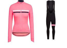 5c2c9e912 NEW women Rapha cycling jersey sets 2017 Spring Autumn ropa ciclismo  maillot ciclismo bicicleta bike woman Bicycle jersey
