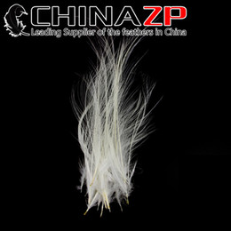 Led Accessories For Parties Wholesale UK - Leading Supplier CHINAZP 15~20cm(6~8inch) 100Pcs lot Premium Quality Soft Natural White Erget Feathers for Party Decoration