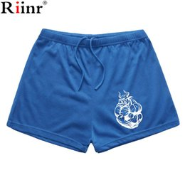 Soulever Des Vêtements De Gym Pas Cher-Wholesale- Riinr 2017 Summer New Arrival Gyms pour hommes Shorts Haute qualité Bodybuilding Vêtements Hommes Fitness Weight Lifting Workout Mens Short