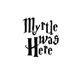$enCountryForm.capitalKeyWord UK - 2017 Hot Sale Personality Harry Potter Myrtle Was Here Funny Vinyl Decal Sticker For Toilet Home Decor Creative Stickers