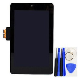 $enCountryForm.capitalKeyWord NZ - Brand new LCD Display + Touch Digitizer Screen For ASUS Google Nexus7 Nexus 7 1st Gen ME370T LCD Assembly