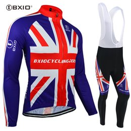 Clothes Long Cycle NZ - BXIO Brand Cycling Jerseys Winter Or Autumn Long Sleeve Cycling Set Anti Pilling Bicycle Clothing Ropa Ciclismo Invierno BX-071