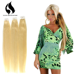 Thick tape hair extensions online thick tape hair extensions for best selling 613 tape in hair extensions full and thick double drawn no tangling no shed human hair extension pmusecretfo Gallery