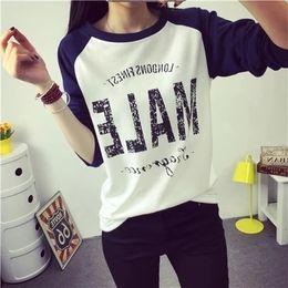Discount Girl Thin Long T Shirts | 2017 Girl Thin Long T Shirts on ...
