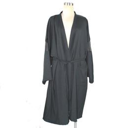 $enCountryForm.capitalKeyWord Canada - Simple Mesh Sleeves Kimono Bath Robe Fashion Salon Hairdresser Haircut Gown Hairdressing Cape SPA Sauna Hotel Pinafore Casual Clothes
