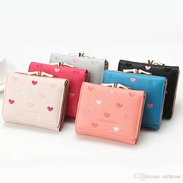 $enCountryForm.capitalKeyWord NZ - Hot Selling Short Design Women Wallets High Grade Fashion Bag Zipper Coin Purse Handbag Brand Purse Selling Brand Coin Pocket