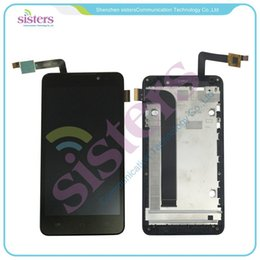 Coolpad digitizer online shopping - high quality LCD Display Screen Digitizer Touch Screen Assembly With Frame For Coolpad F1 Okami W