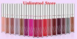 colourpop ultra matte lipsticks 2019 - Wholesale-New 12PCS LOT COLOURPOP ULTRA MATTE LIPSTICKS 12 Colors Colourpop Liquid Lipstick Makeup 8G Long Lasting Colou