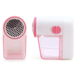 knit curtains UK - Simple and practical creative activities Home Furnishing Mini Hair Remover clothes hair removal device lint remover to spread the goods