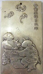 $enCountryForm.capitalKeyWord Canada - Crown reputation factory direct white copper Tibetan silver Maitreya waist Pei town foot paper