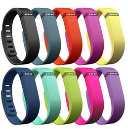 $enCountryForm.capitalKeyWord NZ - Fitbit Flex Band With Clasp Replacement TPU Wrist Strap Wireless Activity Bracelet Wristband With Metal Clasp (No Tracker) Opp Package
