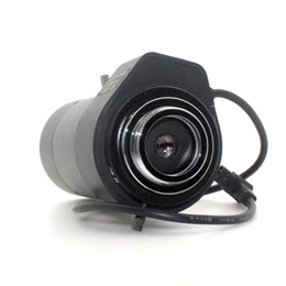 Chinese  5-100mm cs lens f1.8 1 3inch Varifocal Auto Iris zoom lens for Security CCTV Camera manufacturers