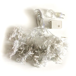 $enCountryForm.capitalKeyWord NZ - 3M x 3M 300 LED string Outdoor Home Warm White Christmas Decorative String Fairy Curtain Garlands Party Lights For Wedding