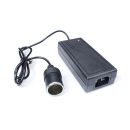 60W AC 220V to DC 12V 5A Converter Car Cigarette Lighter Socket AC DC Power Supply Charging Adapter on Sale