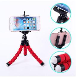 Gorrila штативы универсальный осьминог губка гибкий мини штатив держатель цифровой камеры крепление клип для Canon стенд крепление для iPhone X 8 Plus