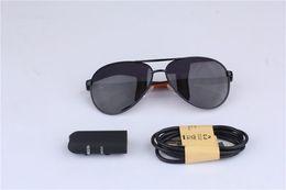 Hd Glasses Recorder NZ - HD 720P Digital Frame Glass DVR Super Sungalss Camera Portable Video Recorder Micro Eyewear Camera Wearable Mini DV Surveillance Camcorder