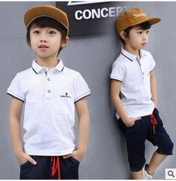 2017 new kids polo shirts baby boys kid tops baby kids clothes designer red online baby kids clothes designer,Childrens Clothes Designers Uk