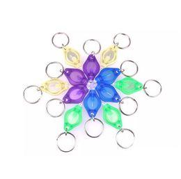 $enCountryForm.capitalKeyWord Australia - DHL Mini Torch Key Chain Ring Keyring White LED Lights,UV Lights, LED Bulbs,ton II Photon 2 Micro Light LED Keychain Flashlight Mini Light