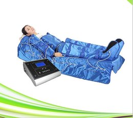 Lymphatic Drainage Suit NZ - 3 in 1 electric muscle stimulator lymphatic drainage far infrared pressotherapy slim pressotherapu suit machine