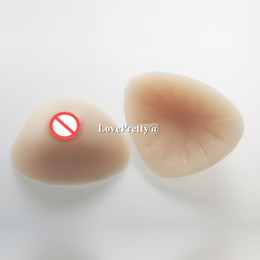 Discount realistic silicone boobs - crossdresser silicon breast forms fake breasts realistic breast prosthesis boobs for men f cup silicone breasts 2000g wh