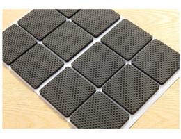 Wholesale 24pcs Multifunction Self Adhesive Furniture Leg Table Sofa Feet  Floor Non Slip Anti Mat Scratch Pad Protector