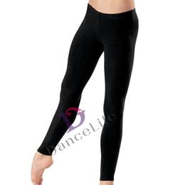 ffed481fab2a98 Cut out blaCk leggings online shopping - Child ankle length legging C2520  ballet leggings ballet dance
