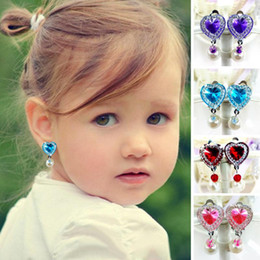 $enCountryForm.capitalKeyWord Canada - 1 Pair Ear clip style earring soft cushion Invisible ear hanging ear clip no Piercing earring for children kids