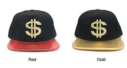 cba3bd91e35 Money signs online shopping - New Dollar Sign Money Snapback Caps Hip Hop  Swag Hats Mens