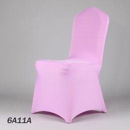 Barato Tampas De Assento Do Partido Barato-100PCS China Factory Cheap Royal Pleat Spandex Casamento Decoração Chuveiro Hotel Stretch Chair Cover Evento Party Seat Cover 20170629 #
