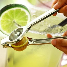 $enCountryForm.capitalKeyWord Canada - Stainless Steel Lemon Squeezer Reamers Manual Juicer Sturdy Lime Squeezer Anti-corrosive Fruit Vegetable Lime Fresh Juice Tools HH-C15