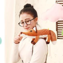 $enCountryForm.capitalKeyWord Canada - The Little Prince Fox Plush Dolls 40cm 60cm le Petit Prince stuffed animal plush education toys for baby kids Birthday Xmas Gift