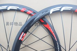 12 inch bicycle online shopping - 38mm FFWD Clincher Carbon Wheels road bicycle Wheels mm width C full Carbon Road Bike Wheelset