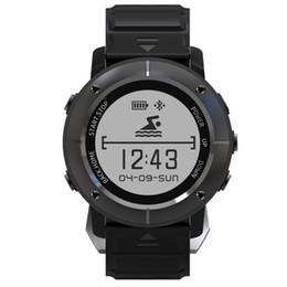 $enCountryForm.capitalKeyWord UK - New Uwear UW80 1.2'' OLED Stainless Steel Smart Bluetooth V4.0 GPS Watch Outdoor Sport 10M Waterproof Calls Message Reminder.