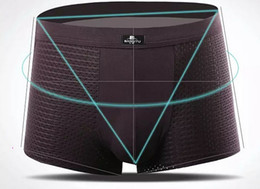 Wholesale big men underwear resale online - NEW Men Boxer Shorts Underpants Solid Modal High Grade Skinny Underwear Men Breathable XL Big Size Underwear Male Boxer Panties