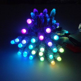 rgb pixels christmas lights canada aaa 12mm ws2811 led pixel moduleip68 waterproof dc5v