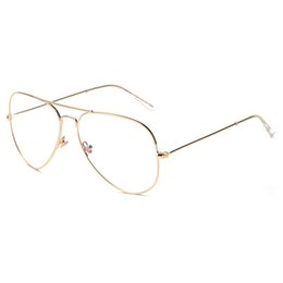 03bd86b9b7 Rimless gold fRame eyeglasses online shopping - ROYAL GIRL Fashion Women Glasses  Frames Men Brand Eyeglasses